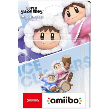 amiibo Smash Ice Climbers