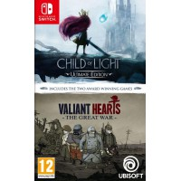 Child of Light Ultimate Edition + Valiant Hearts The Great War Switch