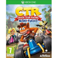 Crash Team Racing Nitro - Fueled Előrendelés (XOne)