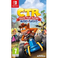 Crash Team Racing Nitro - Fueled Előrendelés Switch