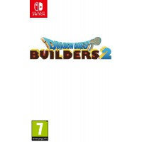 Dragon Quest Builders 2 Switch Előrendelés