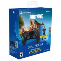 Playstation 4 Dualshock 4 V2 Controller Fortnite Bundle