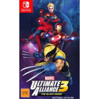 Marvel Ultimate Alliance 3: The Black Order Switch Előrendelés
