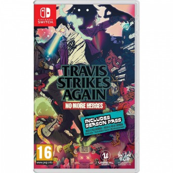 Travis Strikes Again: No More Heroes Switch