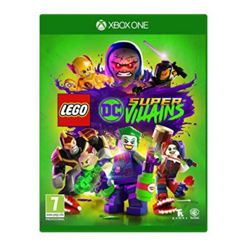 Lego DC Super Villains (XOne)