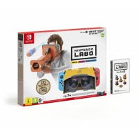Switch Nintendo Labo VR Kit - Starter Set + Blaster