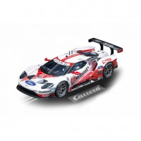 "Carrera D124 Ford GT Race Car ""No.66""  20023893"