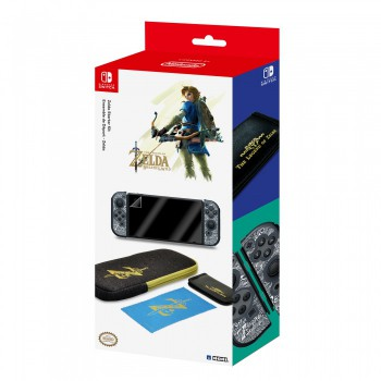 Switch Zelda Breath of the Wild Starter Kit