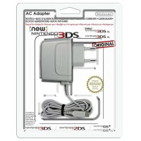 Nintendo 3DS töltő, AC adapter (Dsi,DSi XL,3DS,3DS XL)