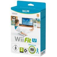 Wii Fit U + Fit Meter Green