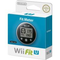 Wii U Fit Meter ezüst-fekete
