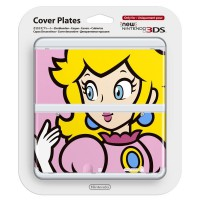 New Nintendo 3DS Cover Plate 1 (Peach)
