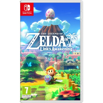 The Legend of Zelda Link's Awakening Switch + AJÁNDÉK