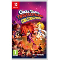 Giana Sisters: Twisted Dreams Owltimate Edition Switch