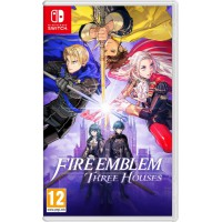Fire Emblem Three Houses Switch Előrendelés