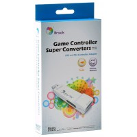 Brook Game Controller Super Converters PS3-->PS4 Controller Adapter