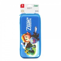 Switch Tough Pouch - The Legend of Zelda Link's Awakening