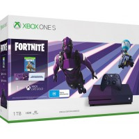 Xbox One S (Slim) 1TB + Fortnite Battle Royale Special Edition