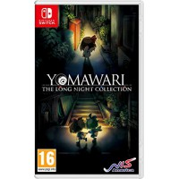 Yomawari The Long Night Collection Switch, használt
