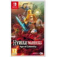 Hyrule Warriors: Age of Calamity Switch Előrendelés