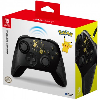 Wireless Horipad Switch - Pikachu