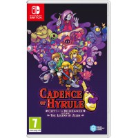 Cadence of Hyrule: Crypt of the NecroDancer Switch Előrendelés
