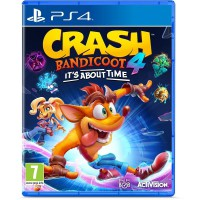 Crash Bandicoot 4 It's About Time PS4