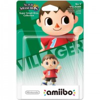 amiibo Super Smash Bros. - Villager