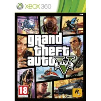 Grand Theft Auto (GTA) V (X360)