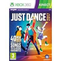 Just Dance 2017 (Kinect)(X360)