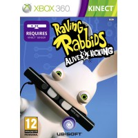Raving Rabbids Alive & Kicking (Kinect) (X360)