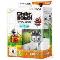 Chibi Robo! Zip Lash + Amiibo (3DS)