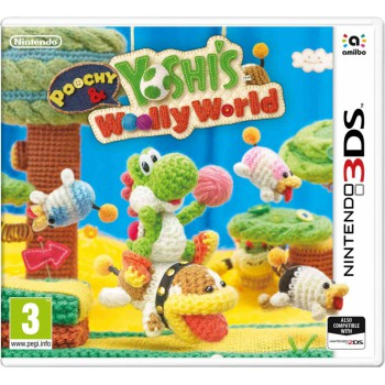 Yoshi s Woolly World (3DS)