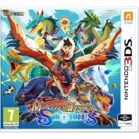 Monster Hunter Stories + ajándék kulcstartó és DLC (3DS)
