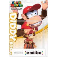 Super Mario - Diddy Kong amiibo
