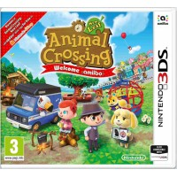 3DS Animal Crossing New Leaf-Welcome amiibo Select Előrendelés