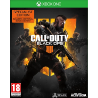 Call of Duty Black Ops 4 Specialist Edition (XOne)