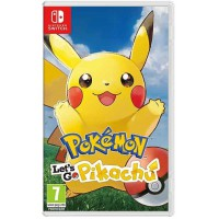Switch Pokémon Let's Go Pikachu