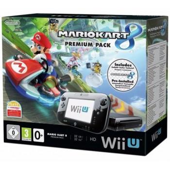 Nintendo Wii U Mario Kart 8 Premium Pack, használt