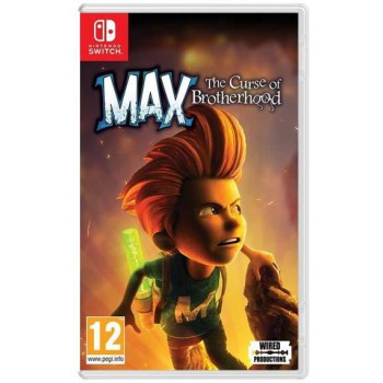 Max: The Curse of Brotherhood Switch
