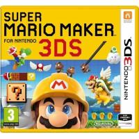 3DS Super Mario Maker Select Előrendelés