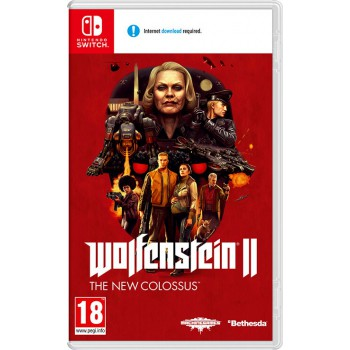 Nintendo Switch Wolfenstein II: The New Colossus