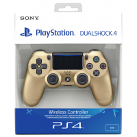 DualShock 4 Controller Wireless Gold V2 (PS4)