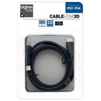 BigBen PS3/PS4 HDMI Kábel