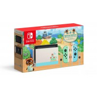 Nintendo Switch Animal Crossing New Horizons Special Edition Bundle