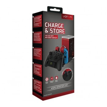 Venom Charge & Store Switch