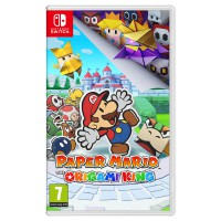 Paper Mario The Origami King Switch Előrendelés