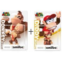 Amiibo Dupla Pakk - Donkey Kong & Diddy Kong amiibo