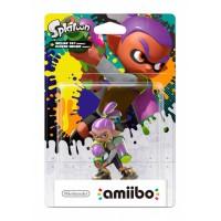 Splatoon Purple Boy amiibo