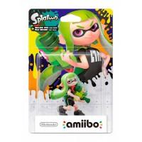 Splatoon Green Girl amiibo